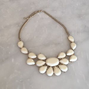 Forever 21 statement necklace